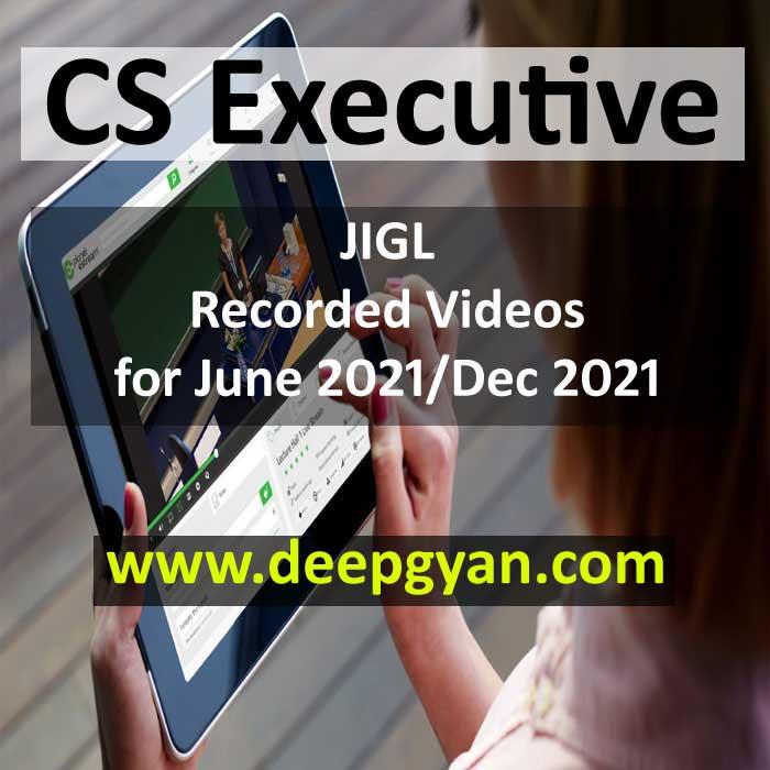JIGL Online Classes