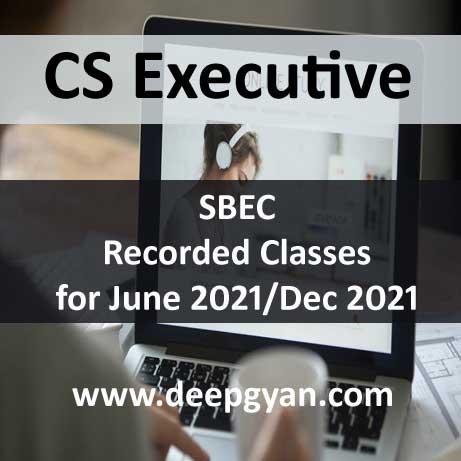 SBEC Online Classes